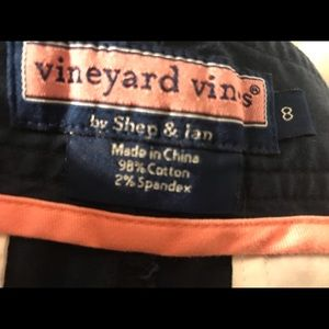 Vineyard Vines Skirts - Vineyard vines navy blue cotton skirt. 8